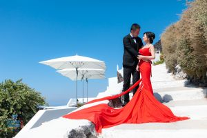 Wedding  Photo Shooting Jeffrey  Yanjie By Santorini8 Weddings9   Dragons Group 10