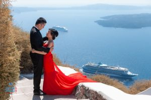 Wedding  Photo Shooting Jeffrey  Yanjie By Santorini8 Weddings9   Dragons Group 12