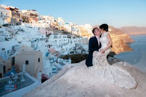 Wedding  Photo Shooting Jeffrey  Yanjie By Santorini8 Weddings9   Dragons Group 144