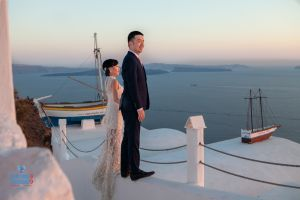 Wedding  Photo Shooting Jeffrey  Yanjie By Santorini8 Weddings9   Dragons Group 168