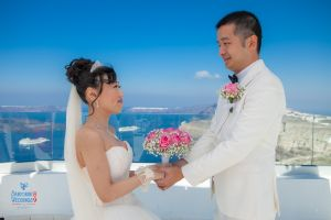 Wedding  Photo Shooting Jeffrey  Yanjie By Santorini8 Weddings9   Dragons Group 244