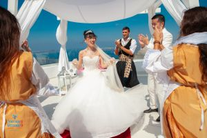 Wedding  Photo Shooting Jeffrey  Yanjie By Santorini8 Weddings9   Dragons Group 308