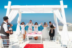 Wedding  Photo Shooting Jeffrey  Yanjie By Santorini8 Weddings9   Dragons Group 313