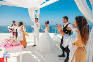 Wedding  Photo Shooting Jeffrey  Yanjie By Santorini8 Weddings9   Dragons Group 342