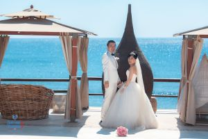 Wedding  Photo Shooting Jeffrey  Yanjie By Santorini8 Weddings9   Dragons Group 387
