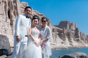 Wedding  Photo Shooting Jeffrey  Yanjie By Santorini8 Weddings9   Dragons Group 465