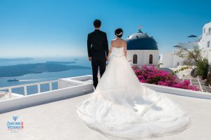 Wedding  Photo Shooting Jeffrey  Yanjie By Santorini8 Weddings9   Dragons Group 59
