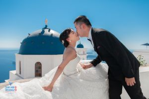 Wedding  Photo Shooting Jeffrey  Yanjie By Santorini8 Weddings9   Dragons Group 69
