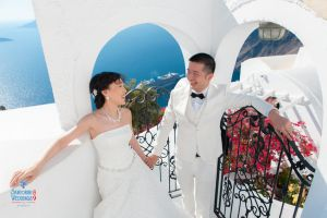 Wedding  Photo Shooting Jeffrey  Yanjie By Santorini8 Weddings9   Dragons Group 89